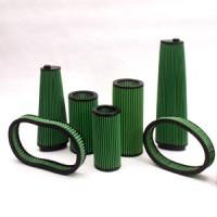 Sportovní filtr Green Isuzu Trooper 2,6L typ motoru 4ZE1 výkon 85KW (116 hp) -- rok výroby 87-92