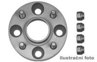 HR podložky pod kola (1pár) ISUZU Amigo rozteč 139,7mm 6 otvory stř.náboj 106,5mm -šířka 1podložky 30mm /sada obsahuje montážní materiál (šrouby, matice)